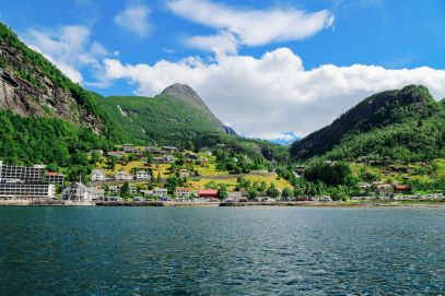 Rib-Boating The Geirangerfjord (2)