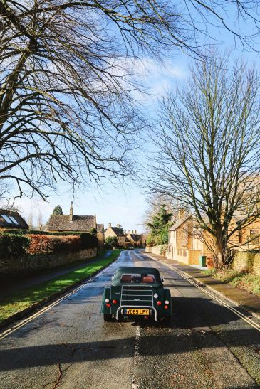 An Afternoon In The English Villages Of Broadway And Bourton-On-The-Water... The Cotswolds, England (12)