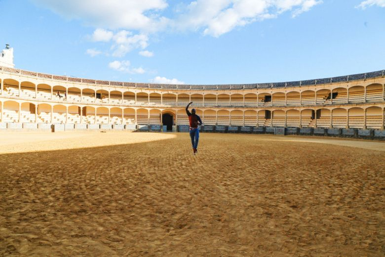 Toros And Ancient City Walks... In Ronda, Spain (16)