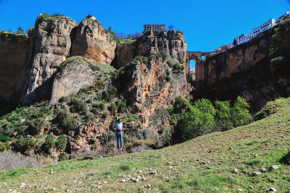 Toros And Ancient City Walks... In Ronda, Spain (44)