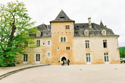 Chateau De La Treyne And The Rocamadour Countryside... In Dordogne Valley, France (8)