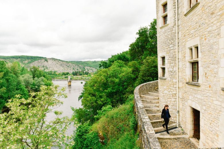 Chateau De La Treyne And The Rocamadour Countryside... In Dordogne Valley, France (15)