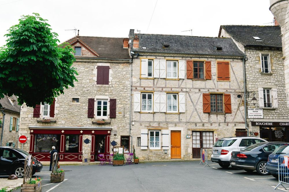 The Beautiful French Village Of Martel... In Dordogne Valley, France (4)