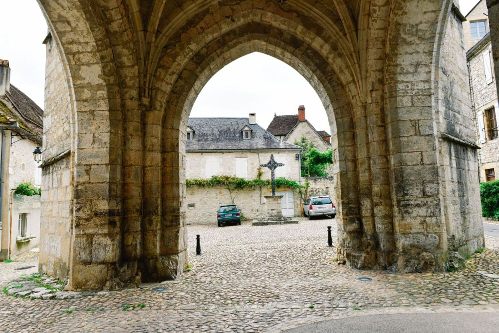 The Beautiful French Village Of Martel... In Dordogne Valley, France (43)