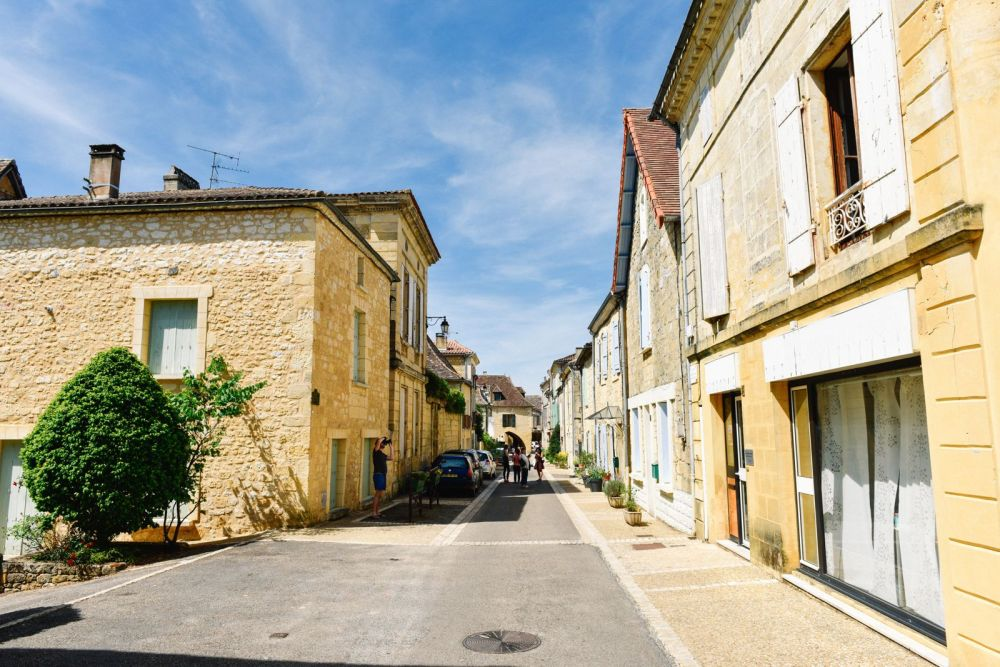 Mornings In The French City Of Sarlat And Afternoons In The Village Of Beaumont-du-Périgord... (53)