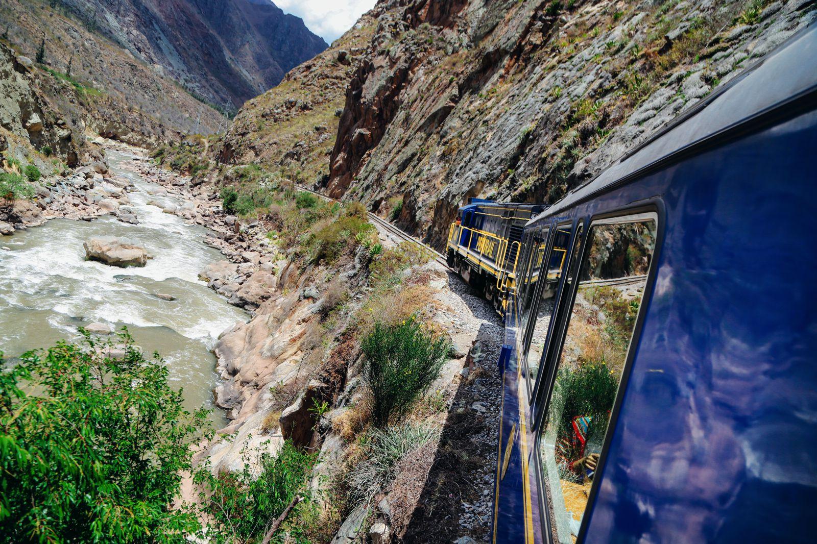 The Journey To Machu Picchu, Peru (1)