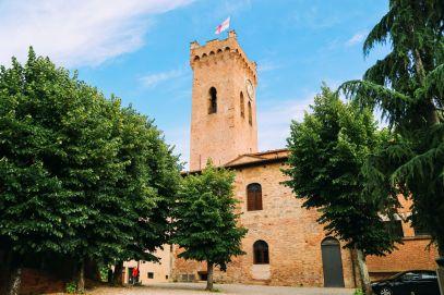 The Beautiful Tuscan Town Of San Miniato, Italy (11)