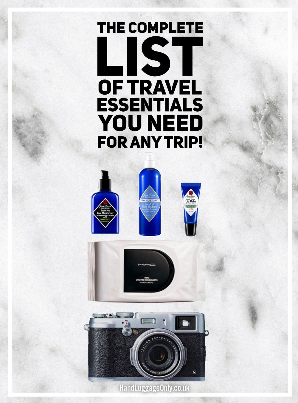 35 Travel Essentials You Need For Every Trip Jack Black's Cosmetics (1)