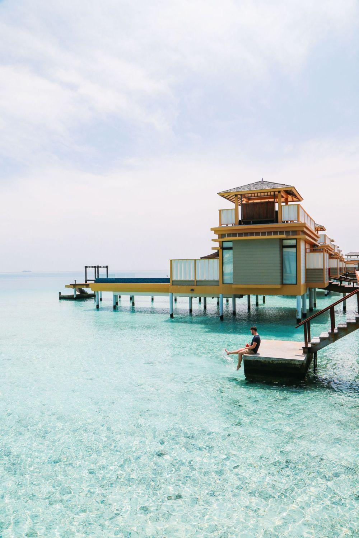 Hello From The Maldives - Angsana Velavaru In Ocean Water Villas (5)