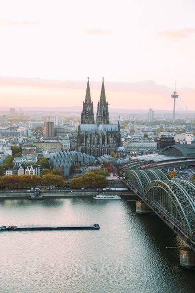 Postcards From Cologne, Germany... (12)