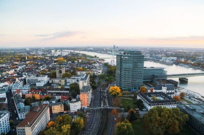 Finding The Best View In Cologne, Germany (51)