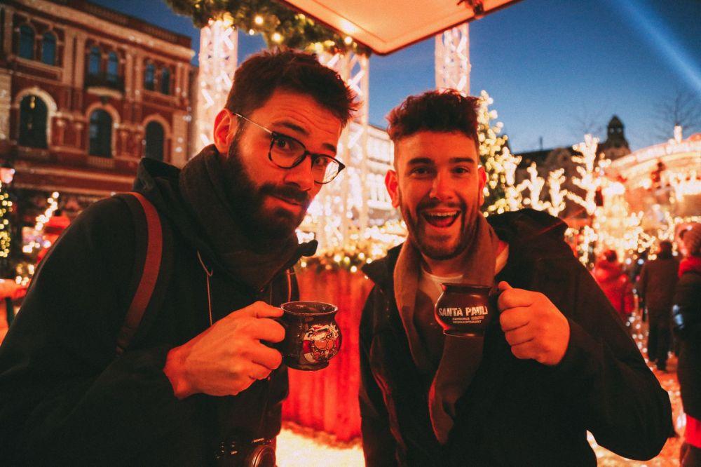 The Sauciest Christmas Market In Hamburg, Germany… (46)