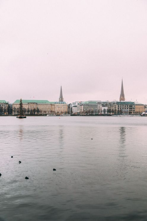 Racing Through Hamburg, Germany… (4)