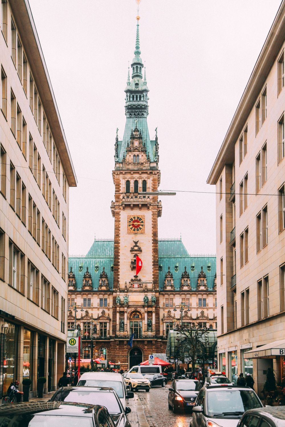 Racing Through Hamburg, Germany… (12)