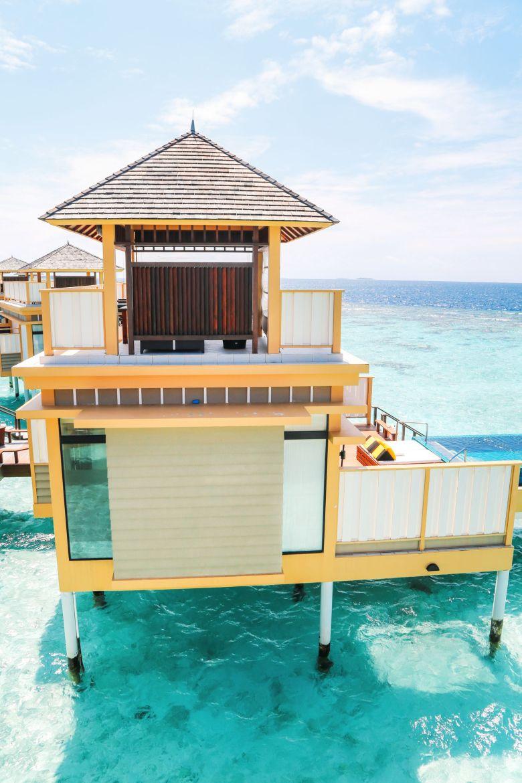 Angsana Velavaru - The Most Amazing In-Ocean Villa In The Maldives (25)