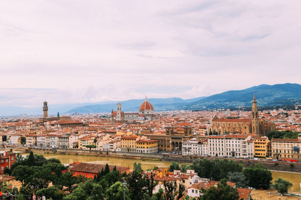 The Return To Florence, Italy... (4)