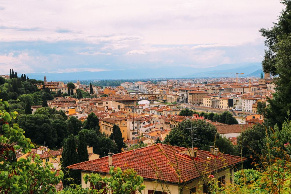 The Return To Florence, Italy... (9)