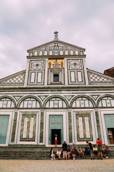 The Return To Florence, Italy... (12)