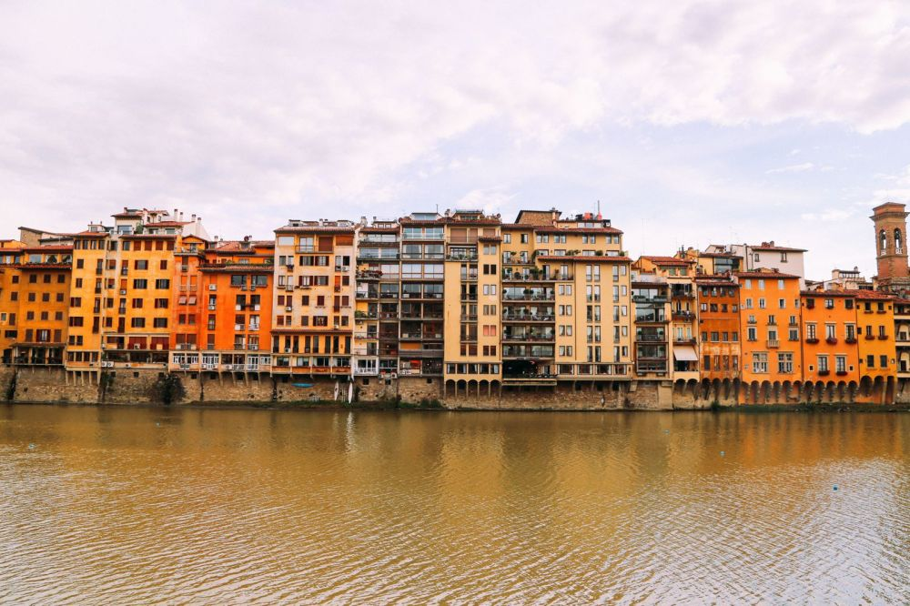 The Return To Florence, Italy... (58)