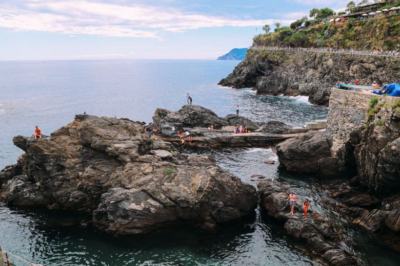 Afternoons In Cinque Terre, Italy... (3)