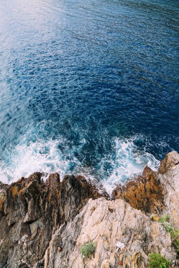 Afternoons In Cinque Terre, Italy... (14)