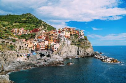 Afternoons In Cinque Terre, Italy... (16)