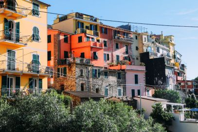 Afternoons In Cinque Terre, Italy... (46)