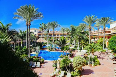 An Oasis In The Desert... In Fuerteventura, The Canary Islands (4)