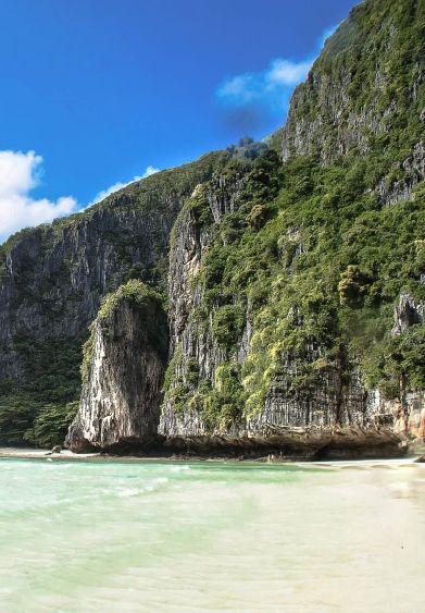 Exploring Maya Bay, Thailand (2)