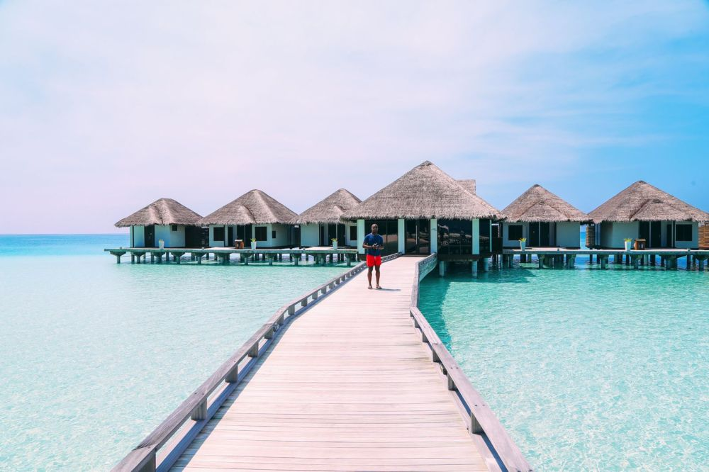 Beaches, Purple Sunsets And Island Hygge... At Velassaru Maldives (4)