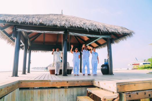 Beaches, Purple Sunsets And Island Hygge... At Velassaru Maldives (79)