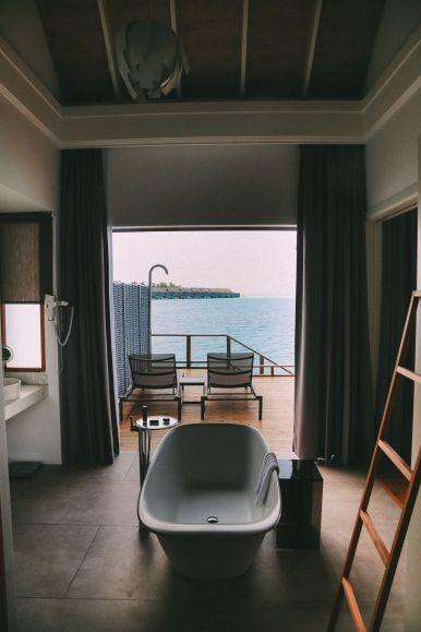 The Long Island Of Kuramathi... In The Maldives (11)