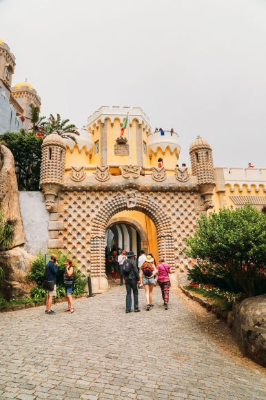 The Beautiful Pena Palace Of Sintra, Portugal (7)