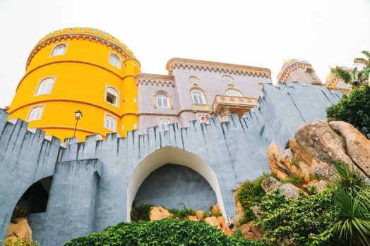 The Beautiful Pena Palace Of Sintra, Portugal (8)