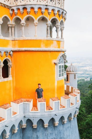 The Beautiful Pena Palace Of Sintra, Portugal (19)