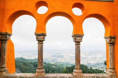 The Beautiful Pena Palace Of Sintra, Portugal (31)