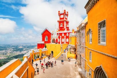 The Beautiful Pena Palace Of Sintra, Portugal (39)