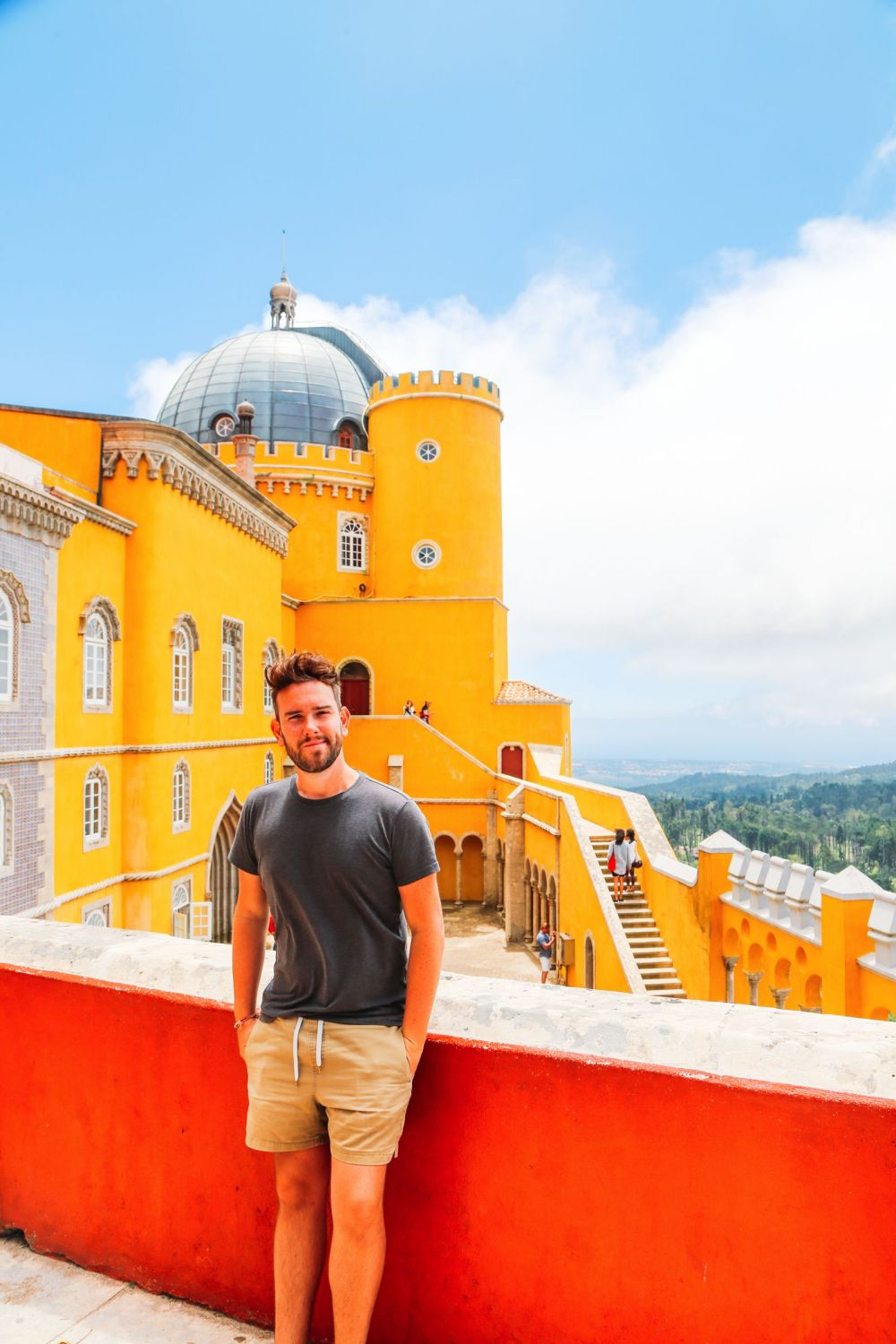 The Beautiful Pena Palace Of Sintra, Portugal (43)