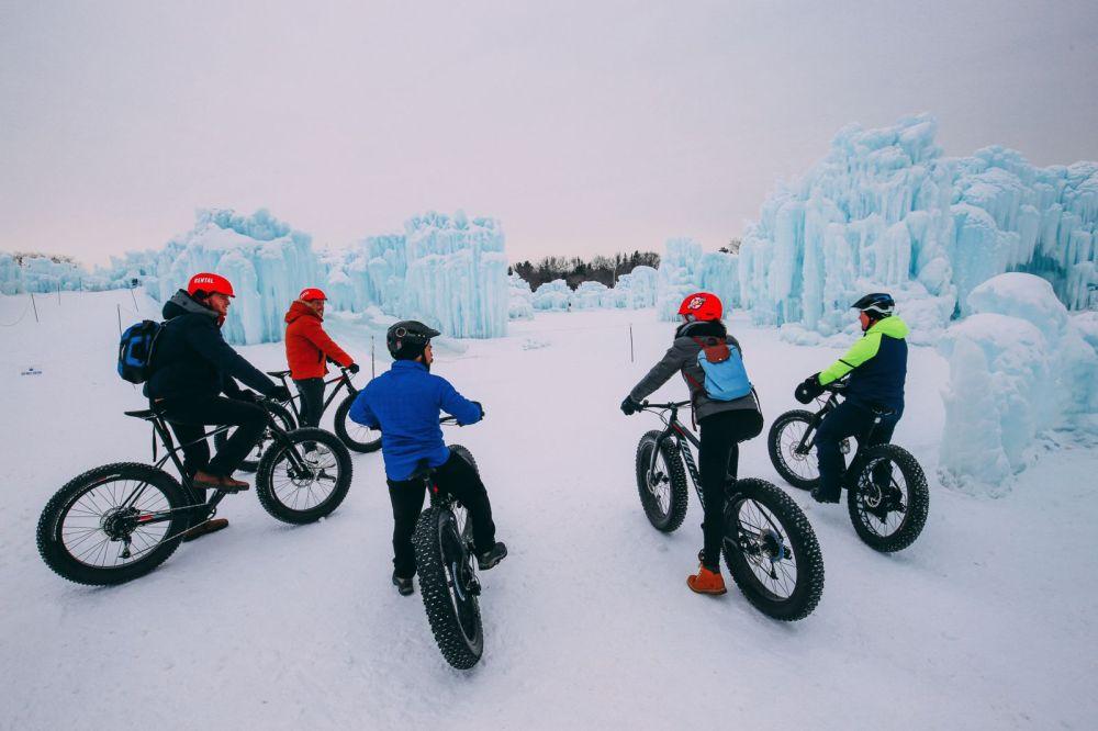 Edmonton City In Alberta Canada - Ice Castles And Travel Photos (5)