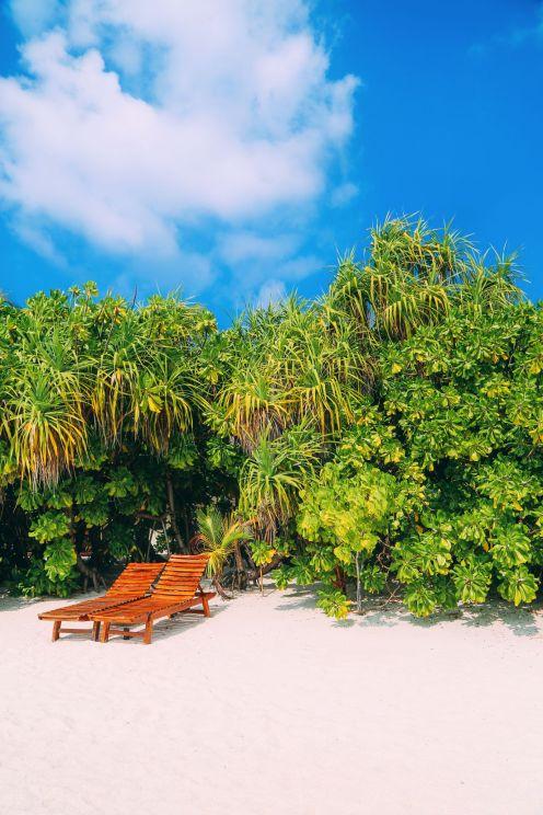 On Island Time… In Maafushivaru, Maldives (2)
