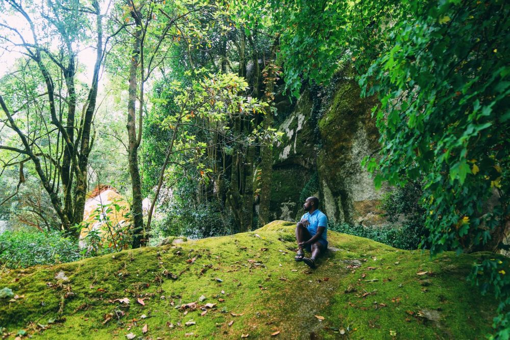The Moorish Castle, Palace of Sintra And Pena Park – 3 Beautiful Places To See In Sintra, Portugal (2)