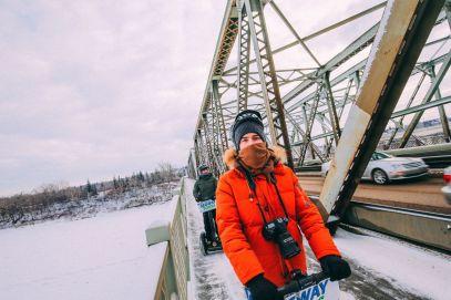 The World's Tallest Indoor Roller Coaster... In Edmonton, Canada (8)