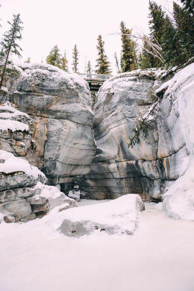 The Most Beautiful Place In Jasper (Canada) You've Never Heard Of! (23)