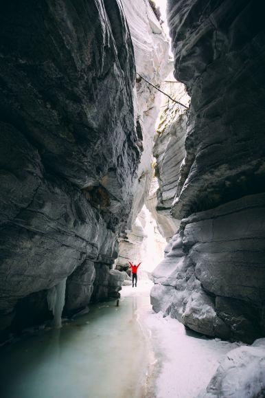 The Most Beautiful Place In Jasper (Canada) You've Never Heard Of! (46)