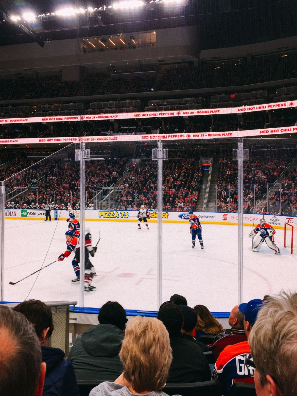 Dog Sledding In Jasper And Ice Hockey In Edmonton - 2 Canadian 'Must-Do's! (70)