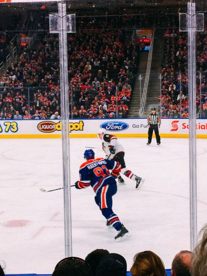 Dog Sledding In Jasper And Ice Hockey In Edmonton - 2 Canadian 'Must-Do's! (77)