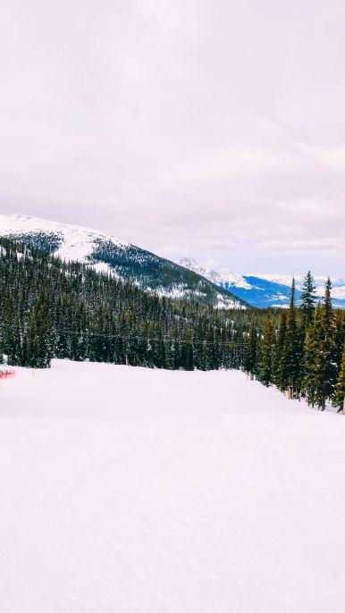 Where To Go Skiing In Jasper, Canada? Marmot Basin! (16)