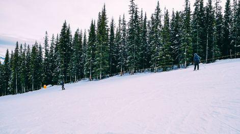 Where To Go Skiing In Jasper, Canada? Marmot Basin! (11)