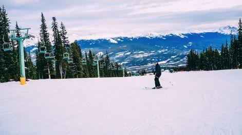 Where To Go Skiing In Jasper, Canada? Marmot Basin! (9)