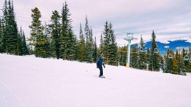 Where To Go Skiing In Jasper, Canada? Marmot Basin! (5)